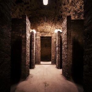塵封的地下室