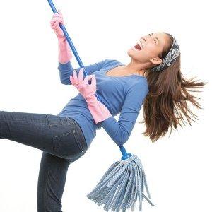 我最討厭打掃了!
