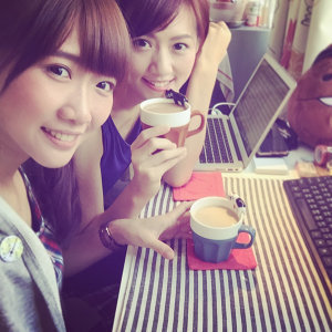 8 / 25 Coffee Time ! U & mi