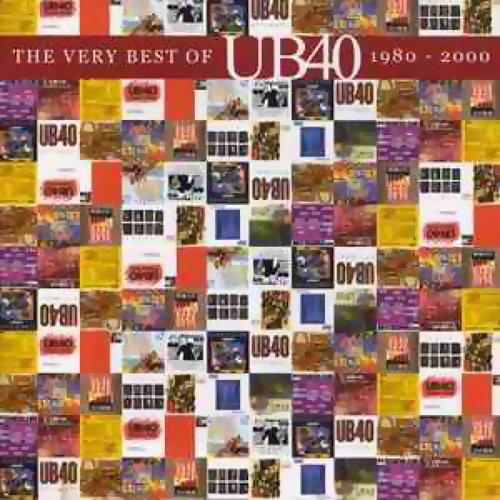 UB40 - The Very Best Of UB40: 1980 - 2000