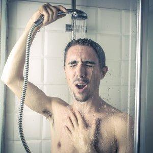 洗澡就是要唱歌!
