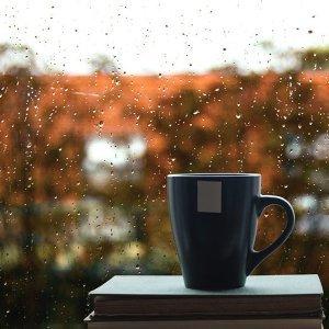 雨天就是完全不想出門啊~