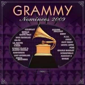 Grammy Nominees(葛萊美的喝采) - 熱門歌曲