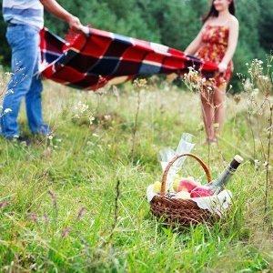 小倆口的野餐休日