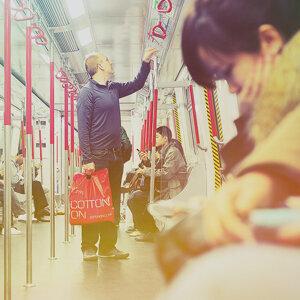 地下鐵的日常風景