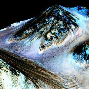 火星上面有什麼?