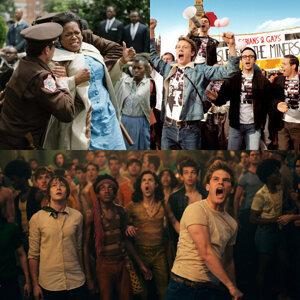 歐美電影歌曲中的革命情懷