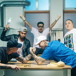 男人廚房嘻哈non-stop