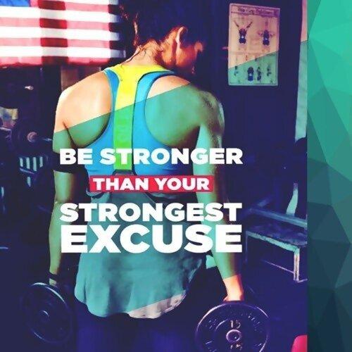 一個人一生把運動當成生活的一部分,他就是個運動者。