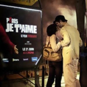 我在巴黎說愛你