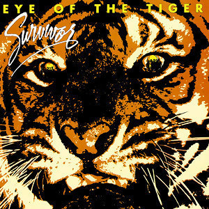 Eye of the Tigerで始めるRUN活