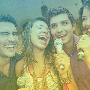 同朋友唱K就要唱呢啲!