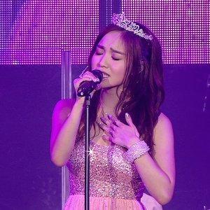 21歲重新出發的大女孩 Kimberley新歌演唱會