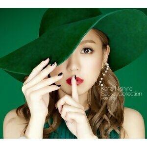 西野加奈 (Kana Nishino) - 愛情密語~GREEN~ - 初回盤