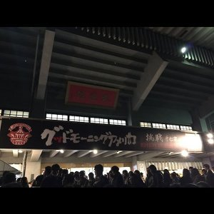 11/28 グッドモーニングアメリカ武道館公演