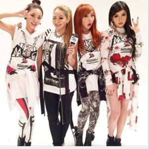 2NE1 - 熱門歌曲