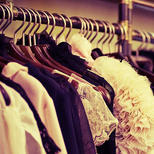 服飾店裡的 K-POP!