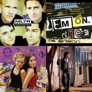 千禧年前歐美歌曲TOP20!