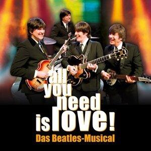 ビートルズの疑似世界。