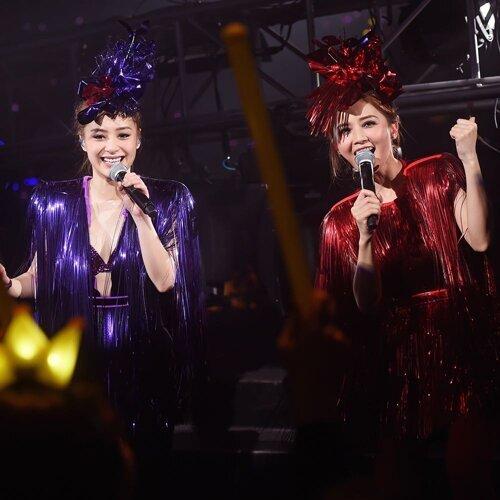 Twins LOL香港演唱會歌單