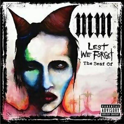 Marilyn Manson (瑪莉蓮曼森樂團) - 歌曲點播排行榜