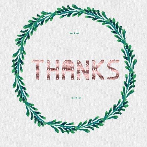 卡片歌單: 感謝365天都是感謝天