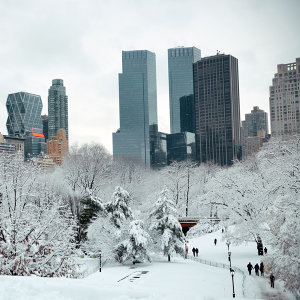 台北到底會不會下雪?