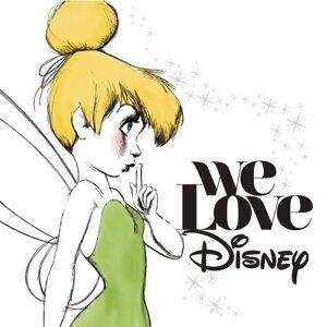 Jessie J - We Love Disney (最愛迪士尼) - Deluxe 豪華經典盤