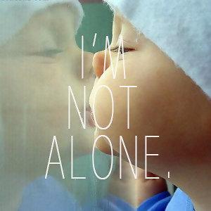 一個人不寂寞!