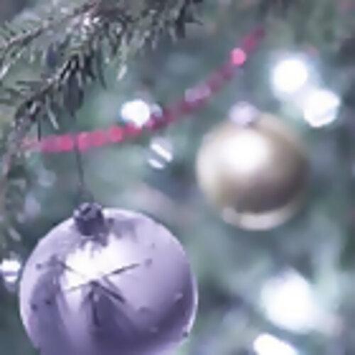 閃耀銀色聖誕節
