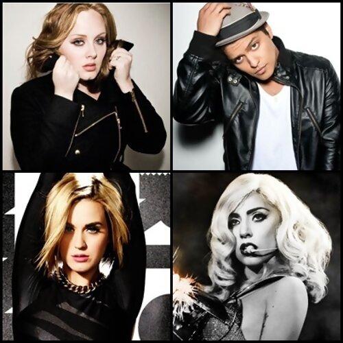 Billboard 2011 Year-End Top 100