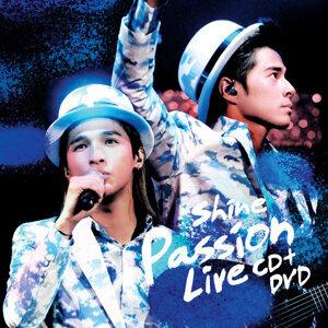 Shine - Shine Passion Live CD