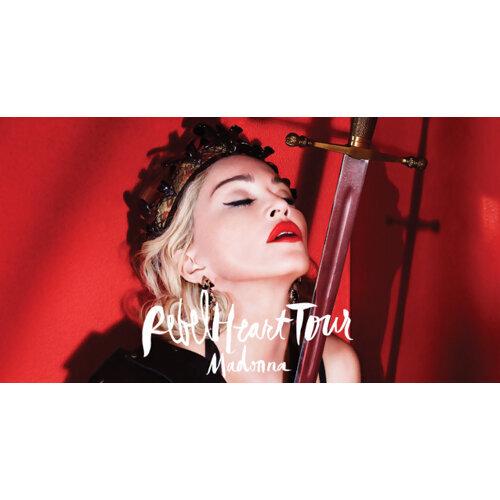 madonna rebel heart tour setlist