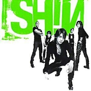信樂團 (Shin Band) - 同名專輯