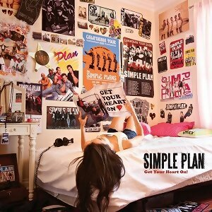 Simple Plan (簡單計畫合唱團) - Get Your Heart On! - Deluxe