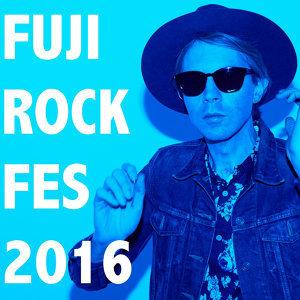 BECK!FUJI ROCK 2016 出演確認