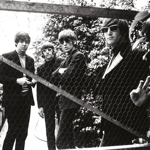 無可取代!The Beatles ROCKS!