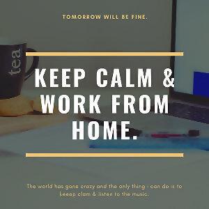WorkFromHome在家工作就聽這ㄧ味🎖