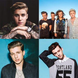 Billboard Hot 100 New Generation Young Artists