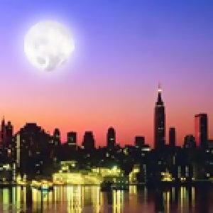 城裡的月光
