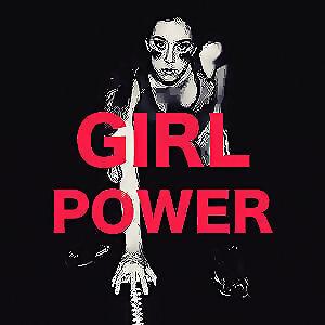 Girl Power  𝟇 玩美女聲𝟇 muscle: (10/19更新)