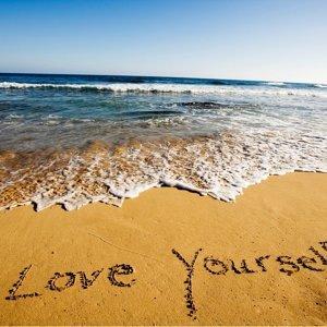 做自己,愛自己