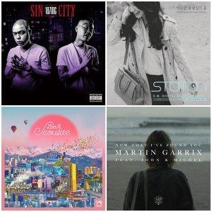 綜合新歌榜Top10 (3/10-3/16)