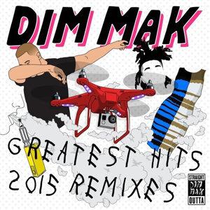 Various Artists - Dim Mak Greatest Hits 2015: Remixes