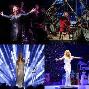 10 Highest-Paid Female Singer in 2016