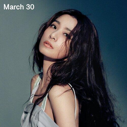 田馥甄 3/30 生日快樂!