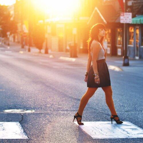 穿上陽光,漫遊好心情