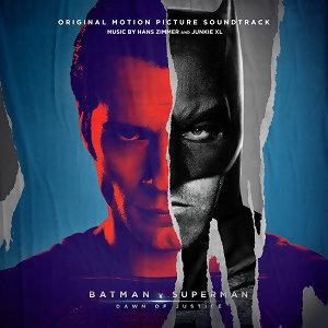 蝙蝠俠對超人:正義曙光-電影原聲帶精選