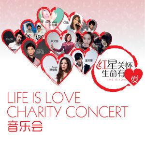 「红心关怀 生命有爱」慈善音乐会