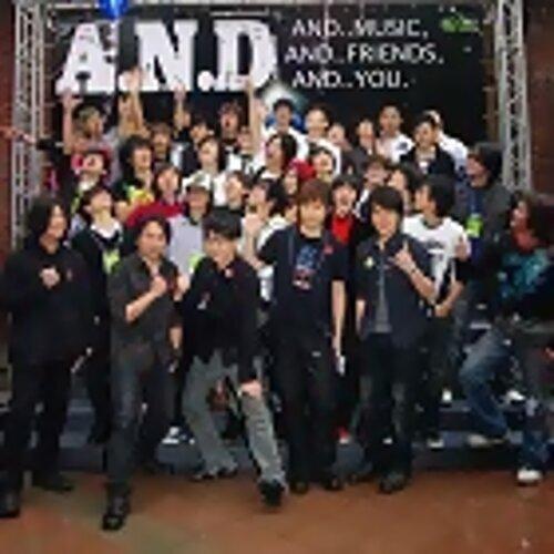 A.N.D「同黨萬歲」五月天 and friends成軍十年紀念演唱會